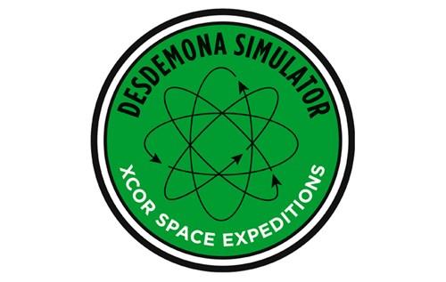 badge-xcor-desdemona-simulator
